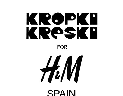 WINDOW SET DESIGN for H&M Spain