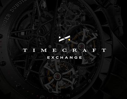 Branding Identity: Timecraft Exchange