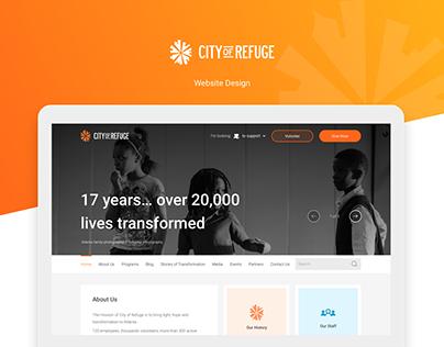Website City of Refuge