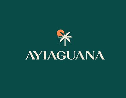 Identidade Visual Ayiaguana