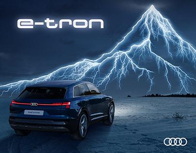 Audi e-tron KV concept