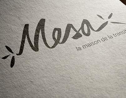 MESA visual identity
