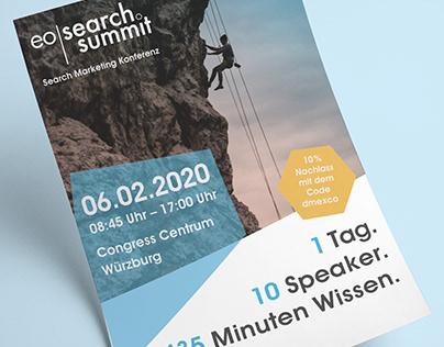 Logoentwicklung – eo search summit