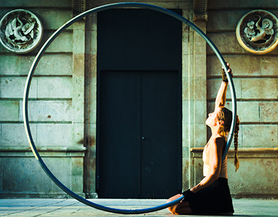 Pauline Zoe Cyr Wheel