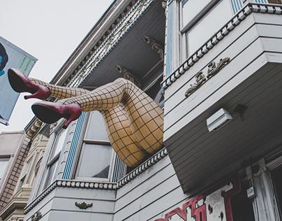 San Francisco, CA: Haight-Ashbury