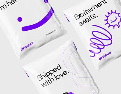 Dreevo | BRAND IDENTITY & PACKAGING DESIGN