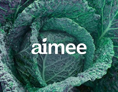 Aimee Brand Identity