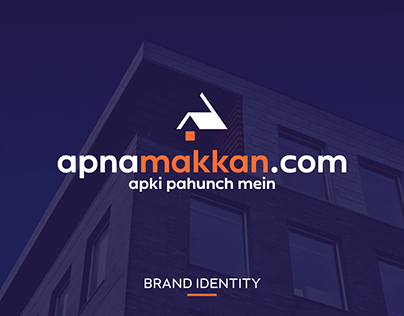 Apna Makkan - Brand Identity