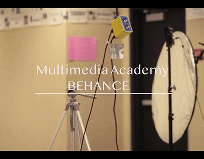 Blue Behance 3rd Period