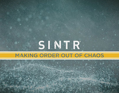 When you need a video, you need SINTR®