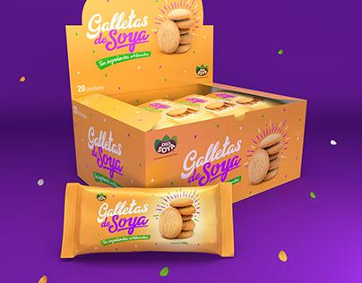 Eres Soya-Packaging