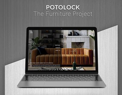 Potolock - Furniture project
