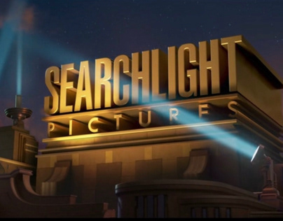 Searchlight Pictures Rebrand // MOCEAN