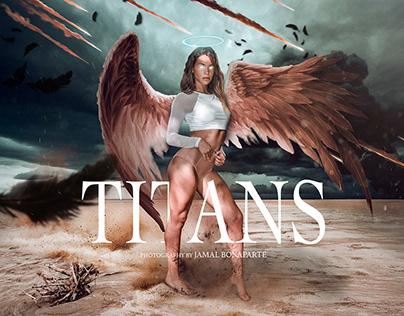 TITANS Vol.1 Look Book