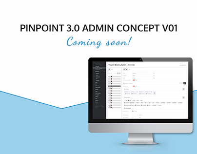 Pinpoint 3.0 Admin Concept Version 01