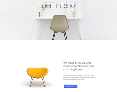 Alien Interior Design