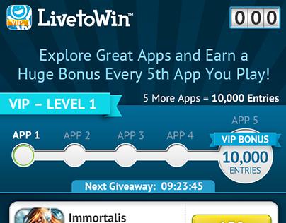 LiveToWin VIP V2
