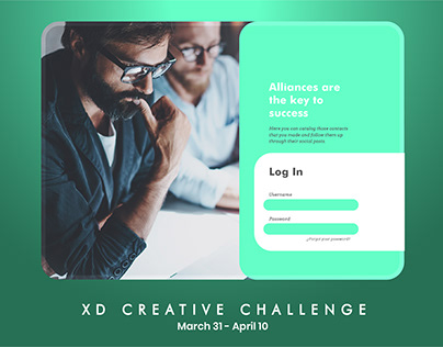 Alliance is the Key to success | XD Creative Challenge