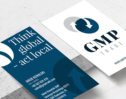 GMP trade - branding & www