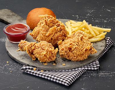 Bazooka Fried chicken