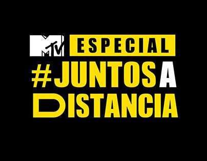 MTV Juntos a Distancia