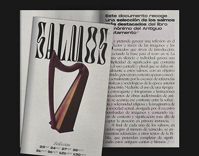 Salmos - Selección   Booklet