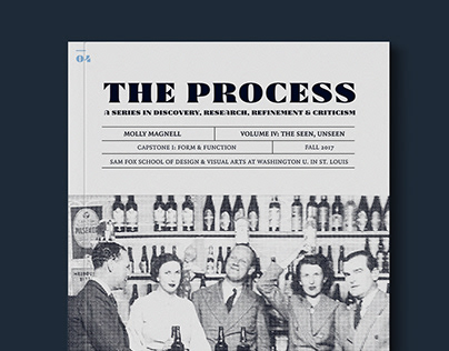 Process Books: Fall 2017