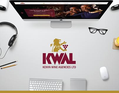 KENYA WINE AGENCIES LTD (KWAL) WEBSITE REVAMP