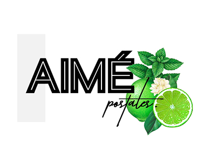 AIMÉ | Postales