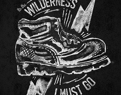 To the Wilderness I Must Go