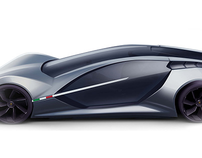 Lamborghini Cretan