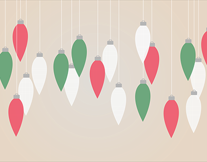 Desktop Wallpaper - Holiday Lights