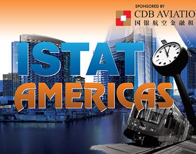 ISTAT - America Event Graphics