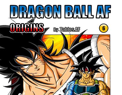 DRAGON BALL AF ORIGINS, Nº 6 (EDICIÓN EN ESPAÑOL)