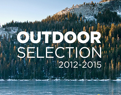 Outdoor Selection 2012-2015