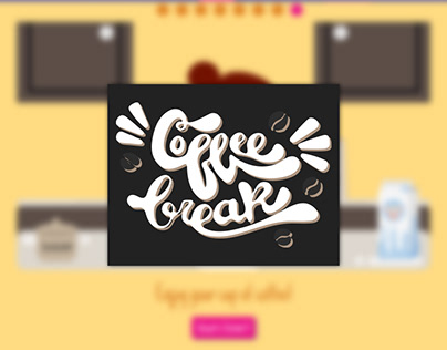 Coffee Break Interactive Story