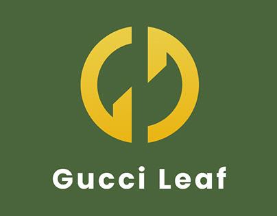 Gucci logo - GG logo - Double leaf logo