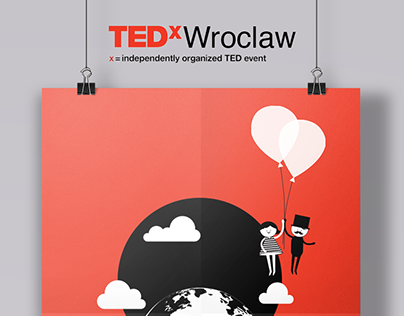 TEDxWroclaw - photography and event branding