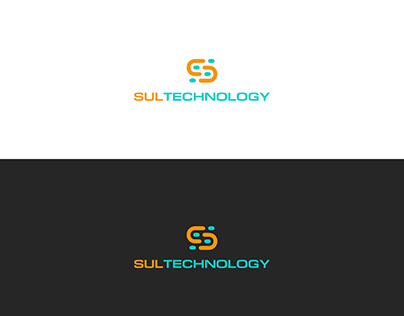 Logo for tech solutions company.