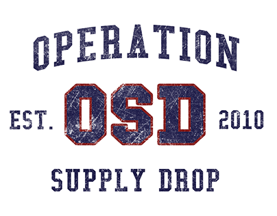 Operation Supply Drop Shirt Collection