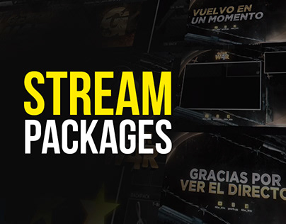 STREAMING PACKAGES