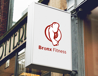 Bronx Fitness - Branding