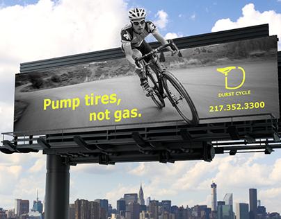 Durst Cycle Billboard