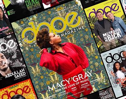 DOPE Magazine (a High Times Magazine Property)