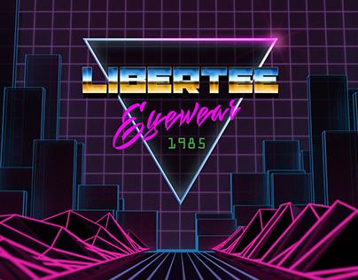 Libertee Eyewear 1985
