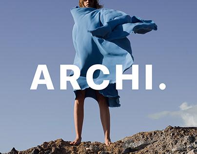 ARCHI. (Design Concept)