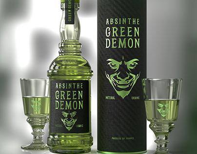 Green Demon - Absinthe