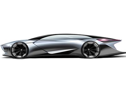 Maserati Sailland Concept