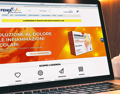 Fenix Life e-commerce