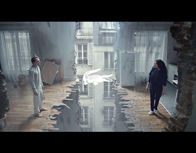 Crocodile Inside / Lacoste — Film